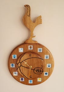 commission by a Tottenham Hotspur supporter